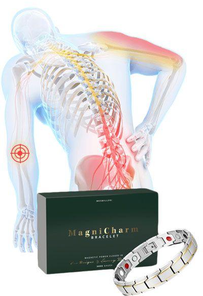brățări magnetice pentru tratamentul articulațiilor deteriorarea sindrozei articulației gleznei