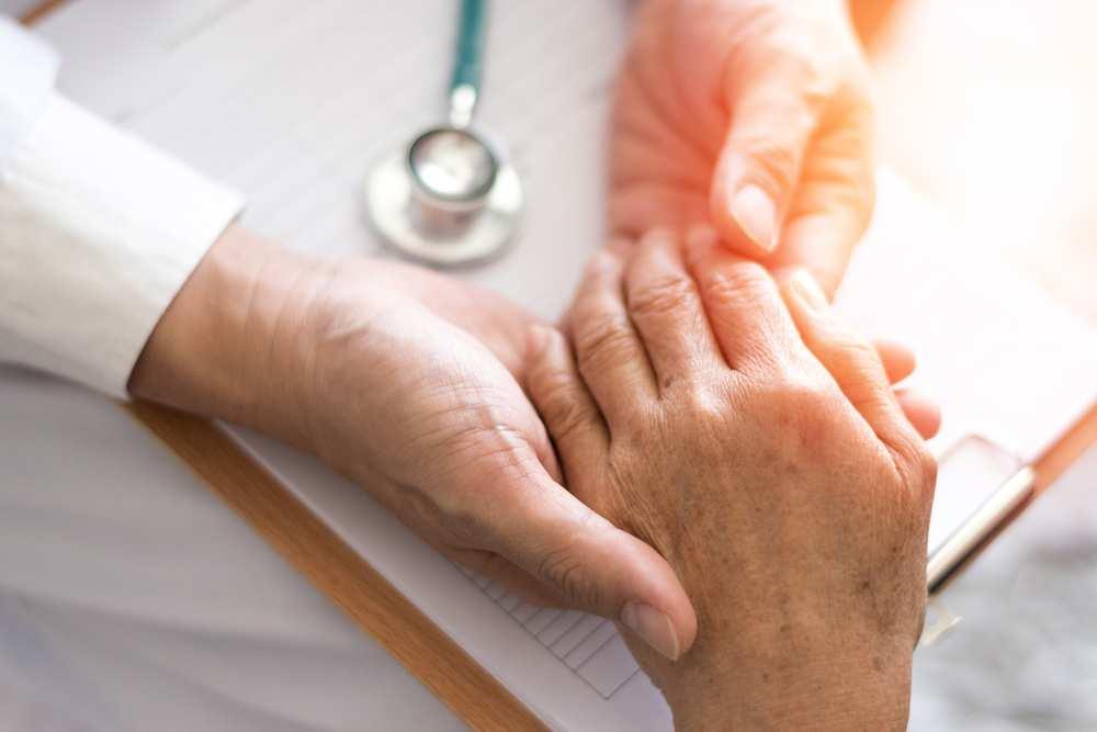 tratament articular și vitaminic cu artrită, măsurând amplitudinea articulației genunchiului