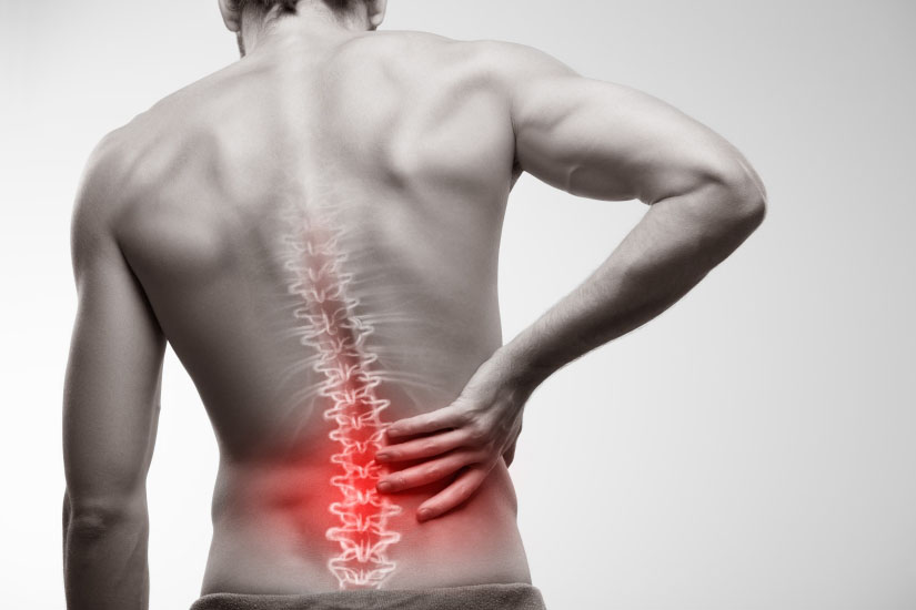 inflamația articulațiilor spatelui