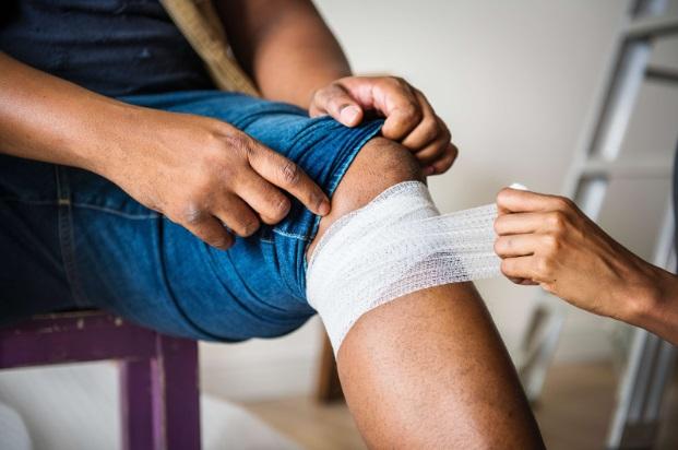 care este inflamația articulației piciorului