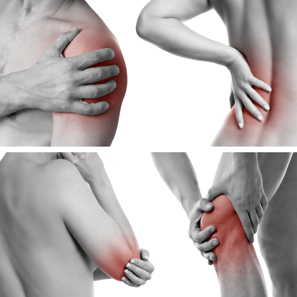 în cazul în care dureri articulare