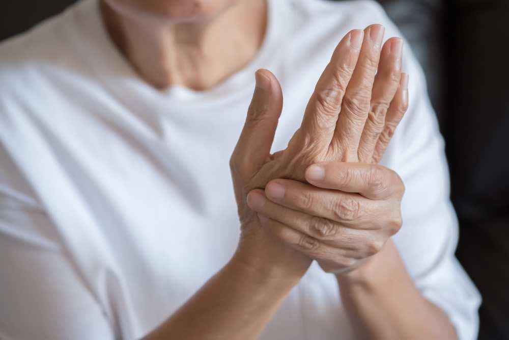 dureri articulare după tratament