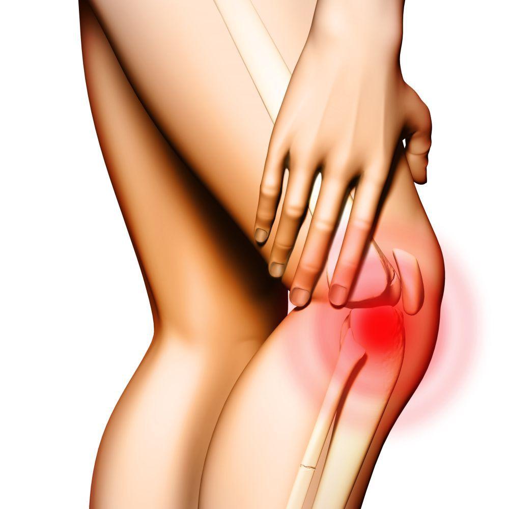 cum să tratezi ruptura genunchiului