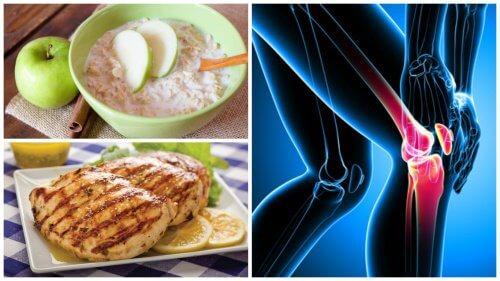 Dieta pentru durere în articulații: ce să nu mănânci pentru bolile articulațiilor