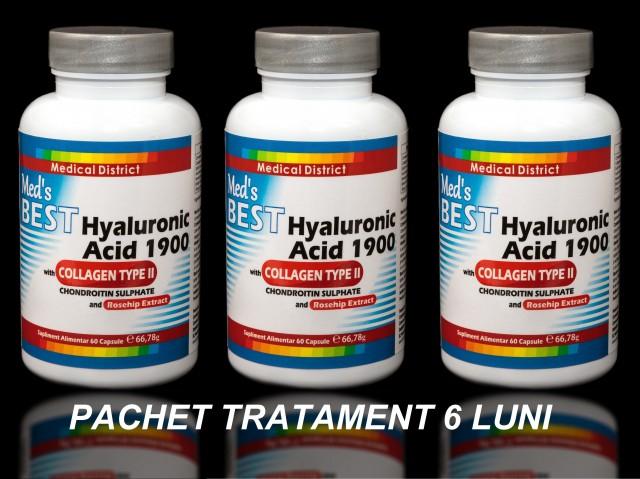 acid hialuronic pentru tratamentul artrozei