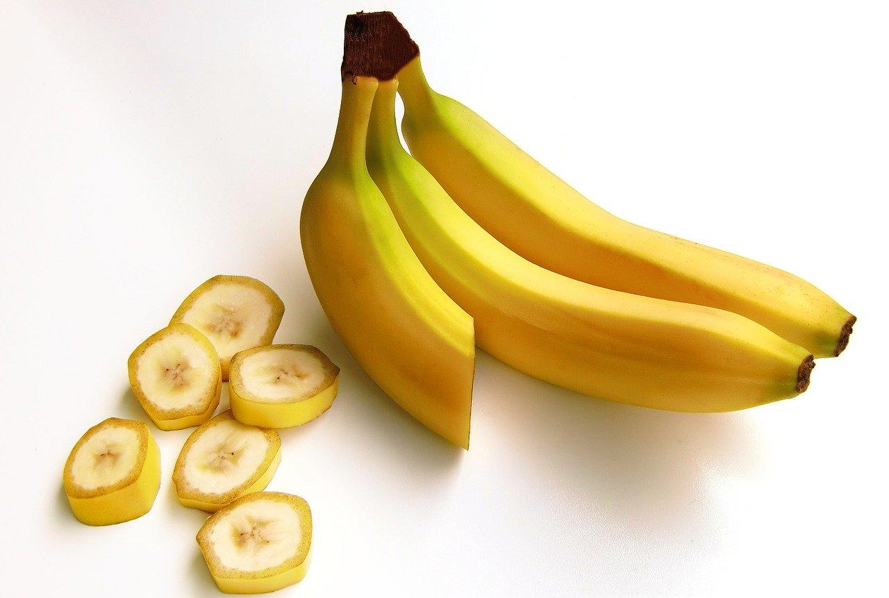 coaja de banană comună