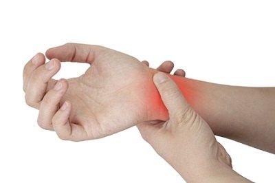 dureri la încheietura mâinii fără umflare