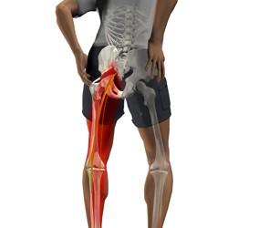 dureri la nivelul articulațiilor șoldului la femei cu artrită, măsurând amplitudinea articulației genunchiului