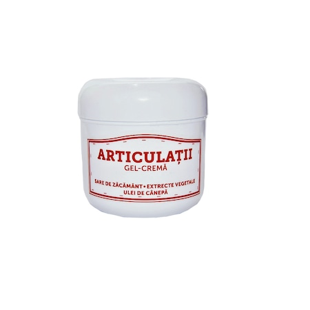 Cremă pentru dureri articulare- Dacoderm, Dacia Plant, 75 ml | avagardens.ro