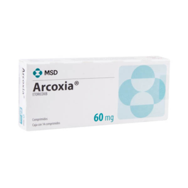 Prospect Medicament - ARCOXIA 60 mg, comprimate filmate
