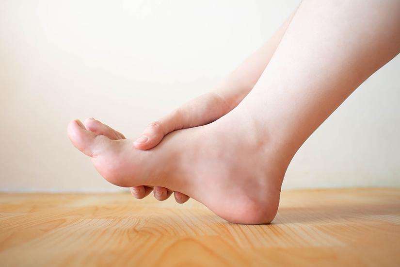 inflamația articulațiilor picioarelor tratamentului piciorului