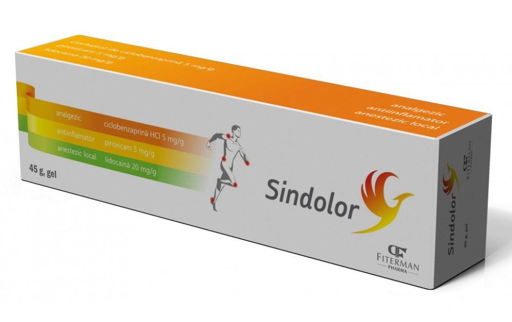 unguent antiinflamator pentru articulații și mușchi