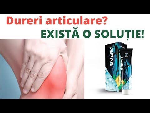 unguent de durere articulară cu condroxid