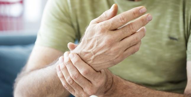 artrita deformată a mâinilor