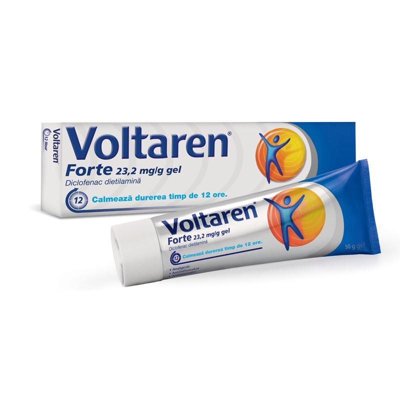 Voltaren Forte gel mg, g, GSK | avagardens.ro Farmacie