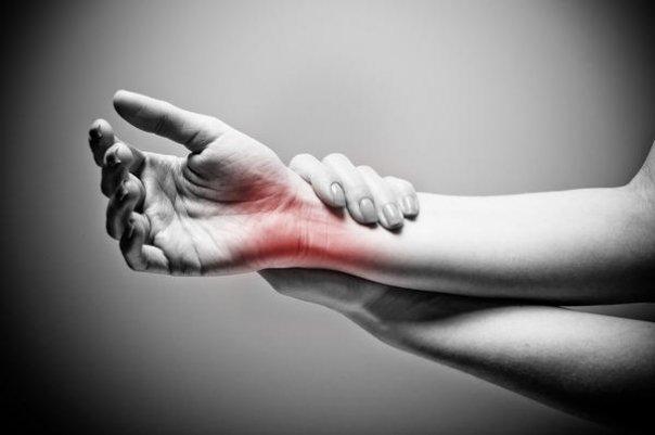 simptomele inflamației ligamentului la încheietura mâinii Dureri articulare Fedor