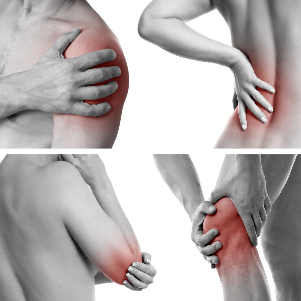 Articulațiile rănite din cauza inactivității fizice, Păcănitul genunchiului şi alunecarea lui