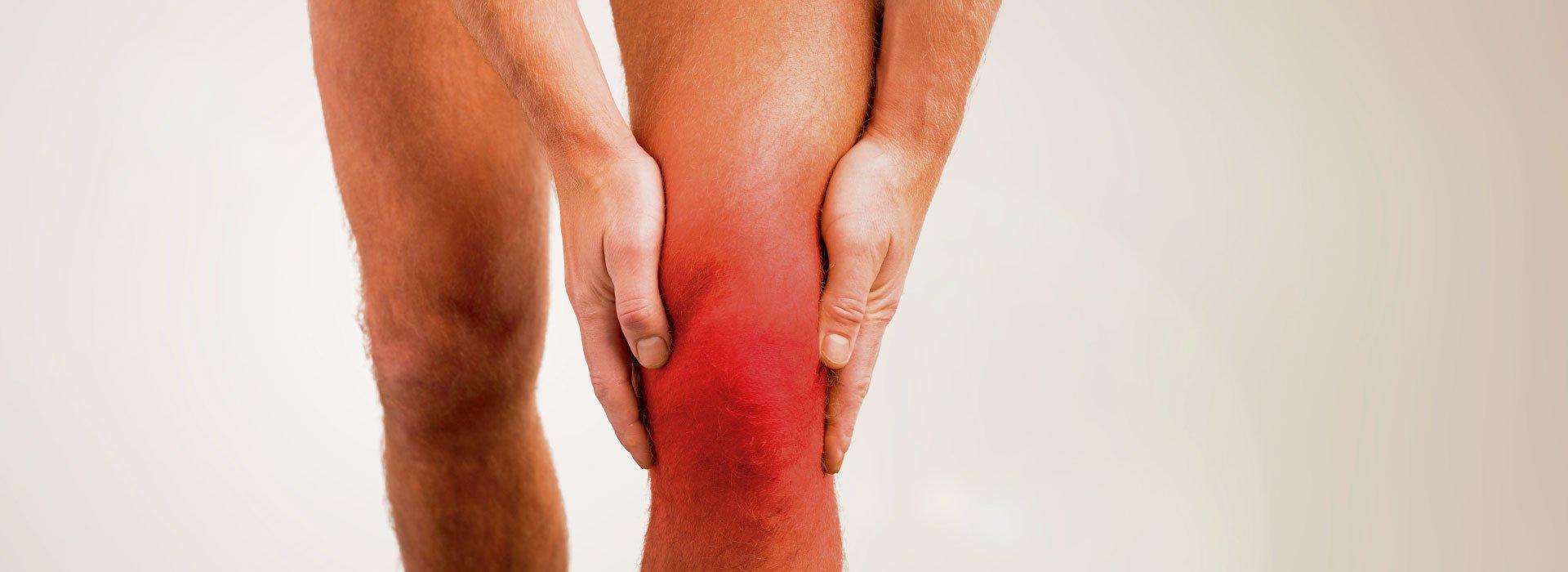 Frecând cu artroza genunchiului