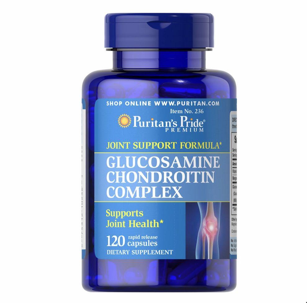 complex de glucosamină condroitină sport steroizii tratează articulațiile