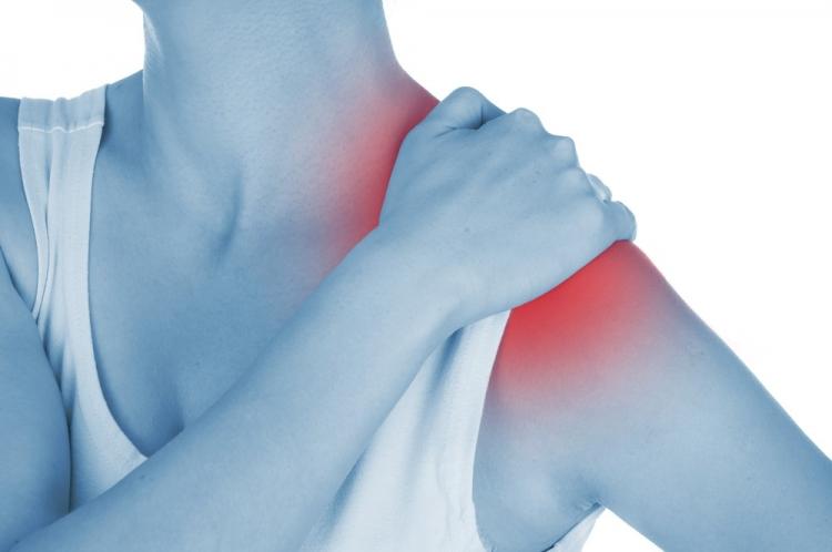 tratament de diagnostic al durerilor de umăr