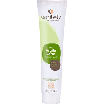 Pasta din argila verde remediu dureri articulare, Argiletz, g | avagardens.ro