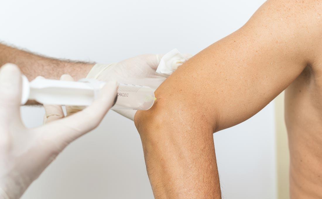 Ozonoterapia reface articulaţiile în caz de artroză