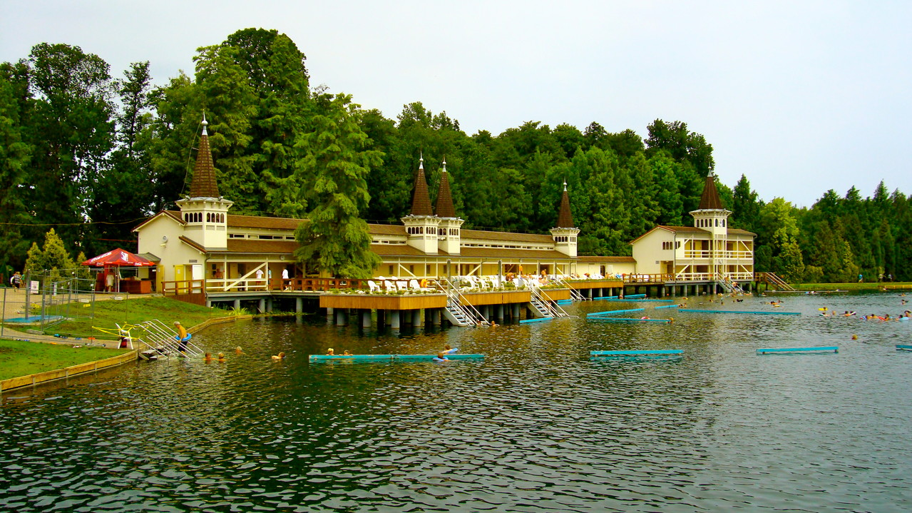 Lacul în contraindicații hevice ungare. Lacul Heviz spa spa termal