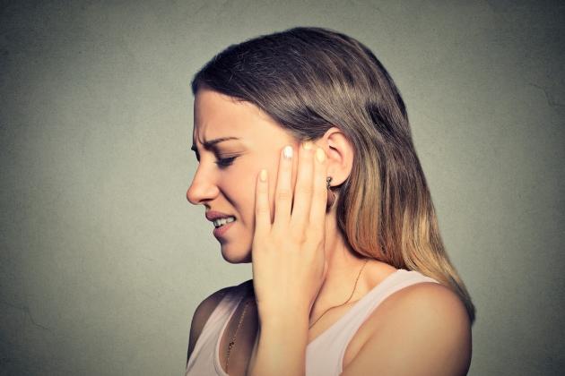 leziuni la nivelul urechilor