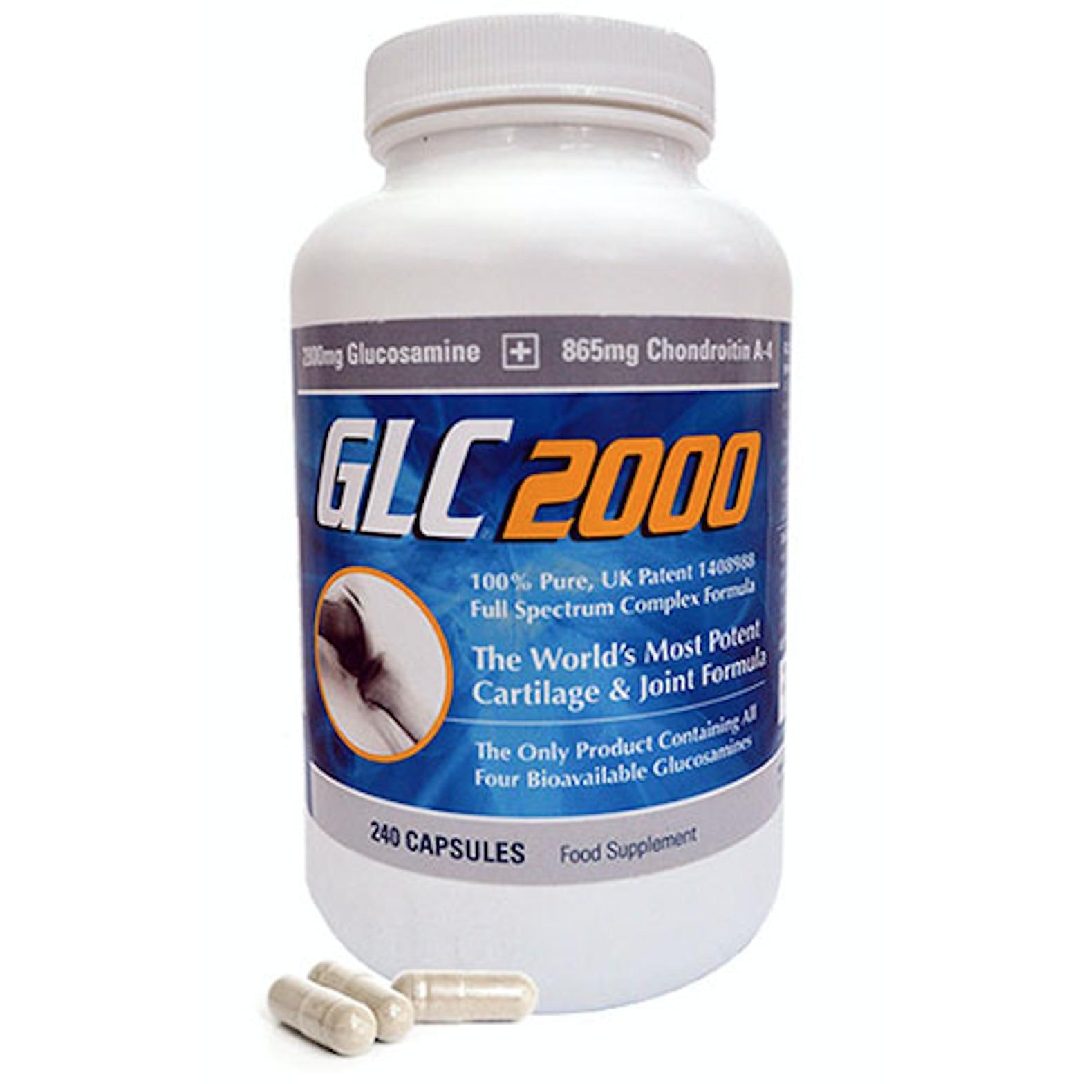 supliment sportiv pentru glucozamină și condroitină