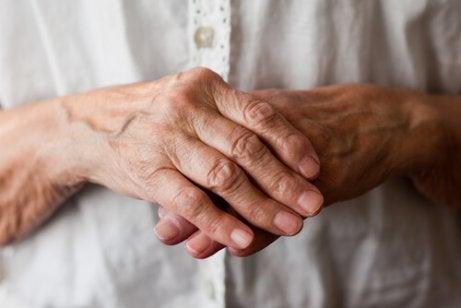 tratamentul cu artrita vagă