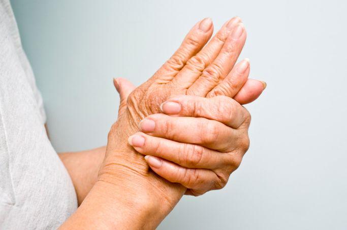 revărsare în articulația genunchiului