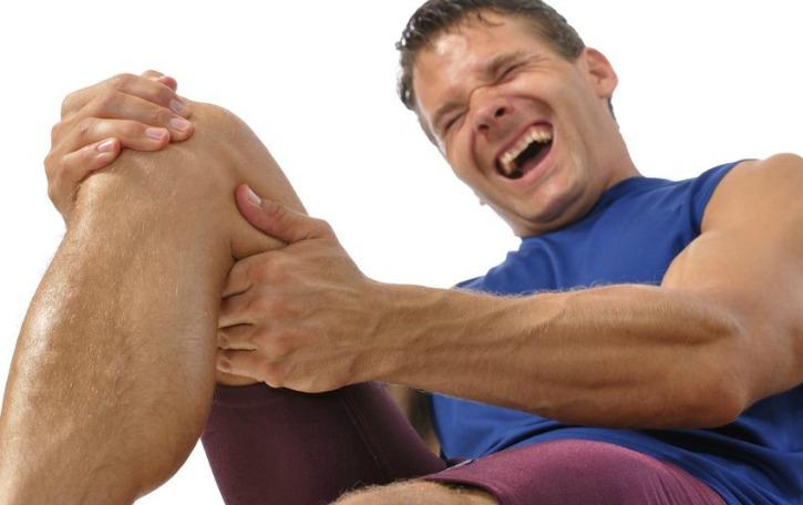 crampe la nivelul durerii articulare a mușchiului gambei