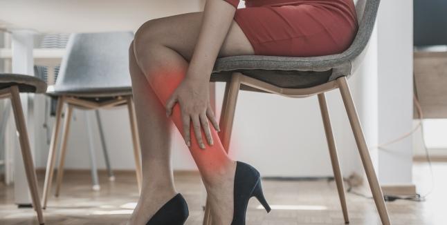 dureri articulare pe picioare fistula în tratamentul articulației genunchiului