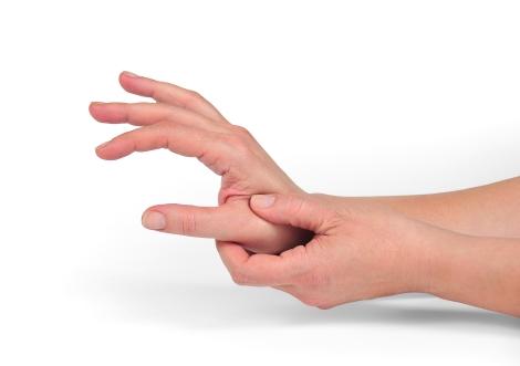 mâna se amorteste la dureri articulare