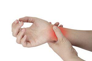 tratamentul inflamației la încheietura mâinii