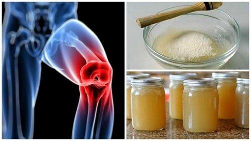 Gelatina te ajută să ameliorezi durerile articulare - Doza de Sănătate