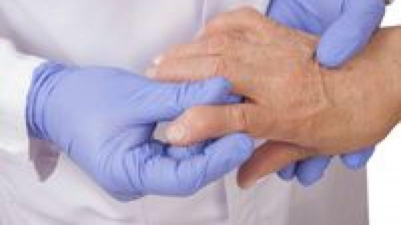 deplasarea tratamentului articulației cotului