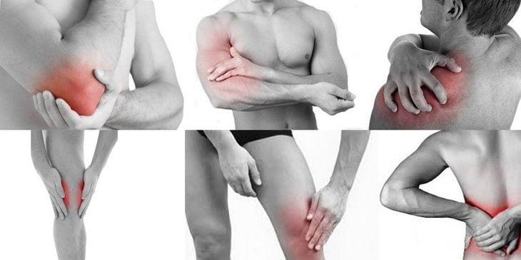 de ce întregul corp doare mușchii și articulațiile