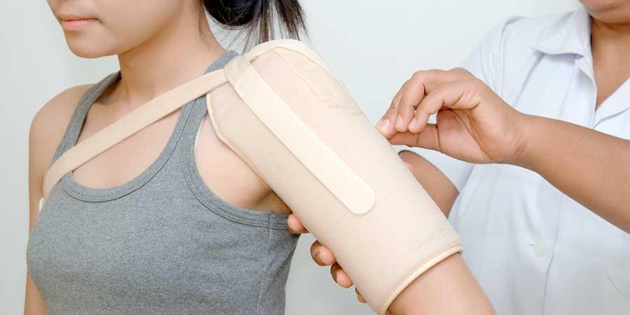 artroza acută a articulației umărului