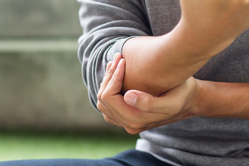 stadiul inițial al artritei mâinilor