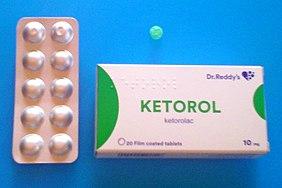 ketonal injectabil