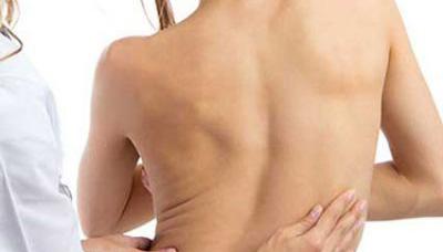 Scolioza: cauze, simptome, tratament