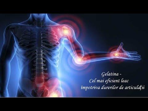 tratamentul cu gelatină pentru artrita artroză antidepresive pentru bolile articulare