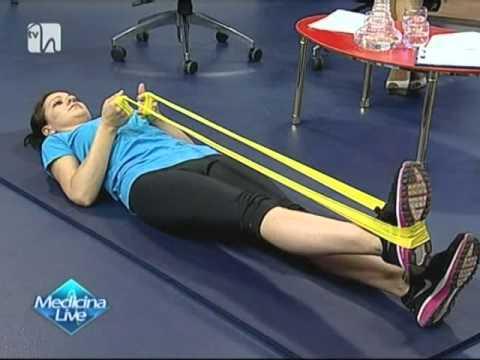 Tratamentul YouTube pentru artroza genunchiului, Zdrobiți articulațiile umerilor și genunchilor