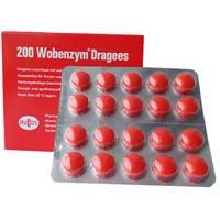 Wobenzym pentru dureri articulare, Wobenzym, drajeuri, Mucos Pharma : Farmacia Tei