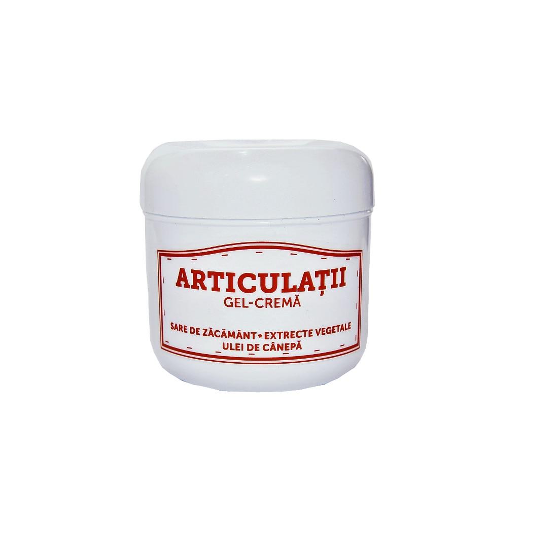 gel homeopatic pentru articulații