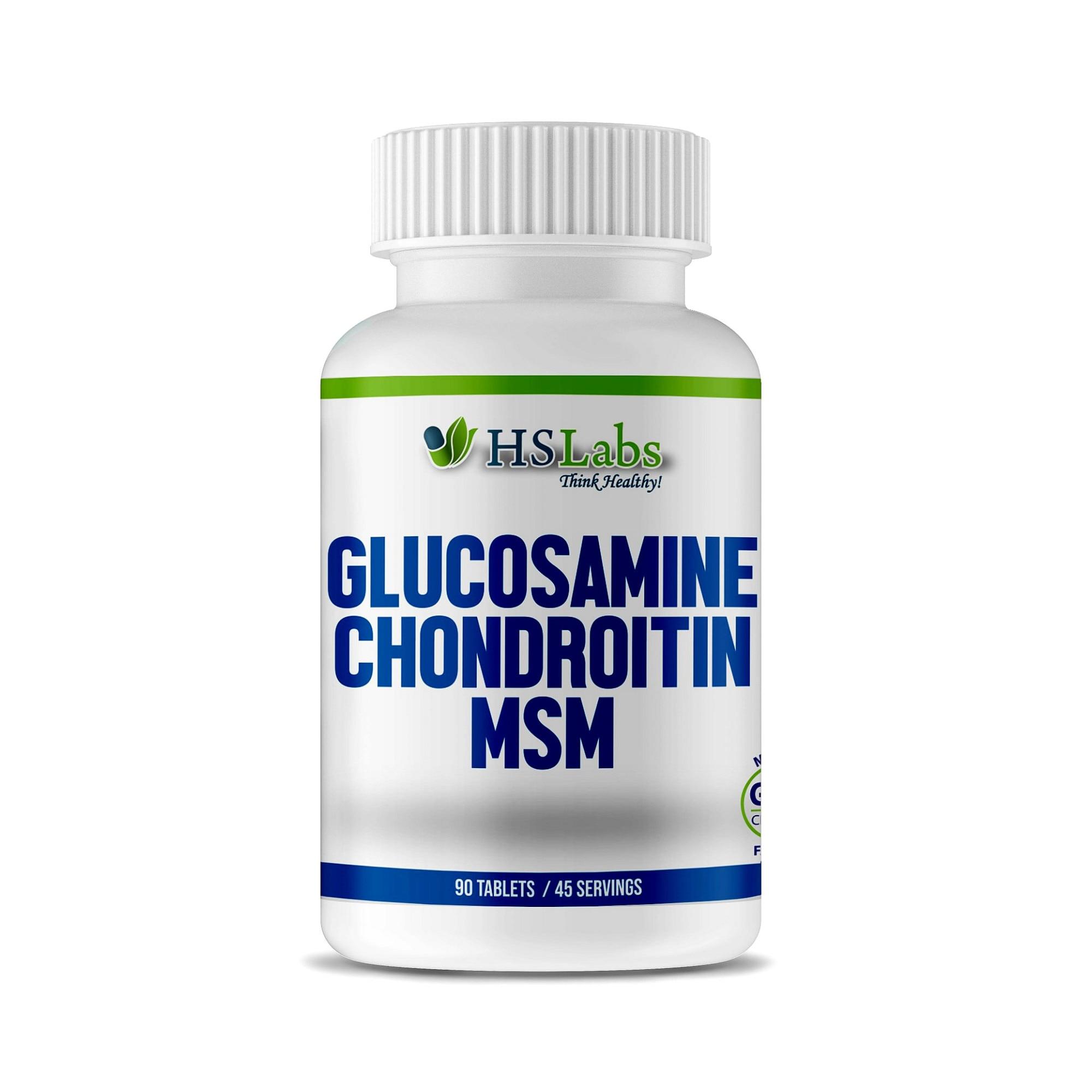 Glucosamine Chondroitin Hy 60 Capsule- avagardens.ro