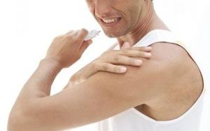 bursita tratamentului simptomelor articulației umărului
