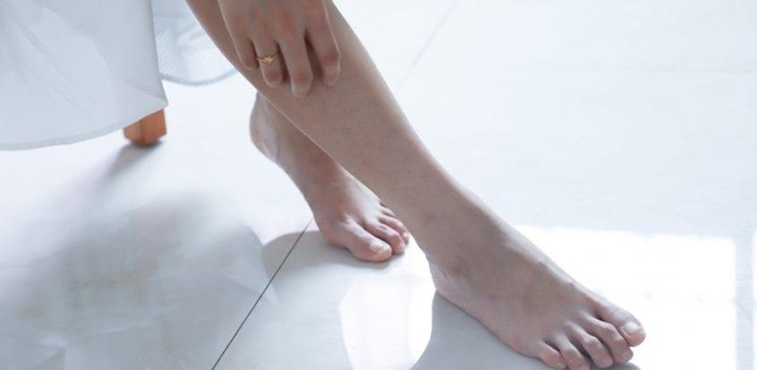Cum să tratezi o articulație umflată a piciorului - avagardens.ro