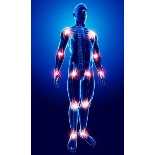 durerea în articulație dă picioarele în lateral